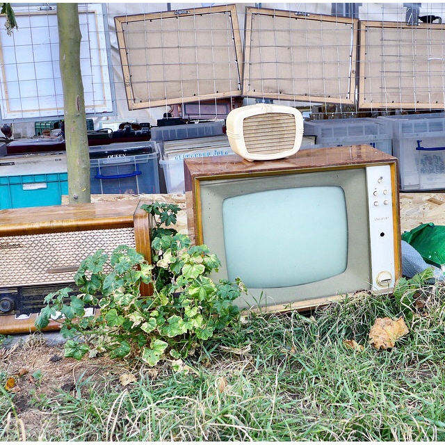 DDR-era TV | A much lusted-after item during the DDR years