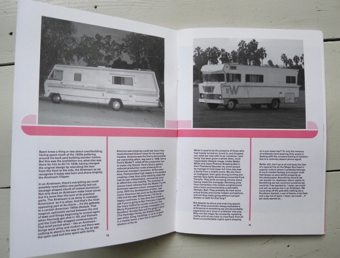 The Modernist 28 Holiday The Caravan of Love 1