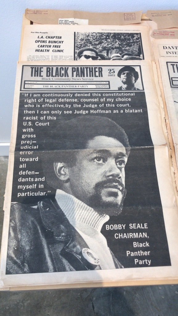 Minister of Culture: The Black Panther Party